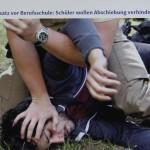 1 Berufsschüler gegen Abschiebung, Nürnberg, 30.05.17