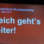 10  Jetzt ist Schulz, SPD Parteitag Berlin, 19.03.17