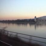 11 Rückfahrt nach Frankfurt a.M., 21.01.17