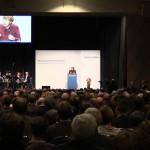 17 Neujahrsempfang mit Angela Merkel, Bistum Würzburg, 23.01.17
