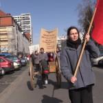 3 100 Jahre Revolution, AGIT PROP gegen Mietenexplosion, Frankfurt a.M., 12.03. 17