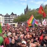 3   Proteste zum AfD Parteitag, Köln, 22.04.17