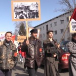 4 100 Jahre Revolution, AGIT PROP gegen Mietenexplosion, Frankfurt a.M., 12.03. 17