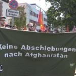 4 Berufsschüler gegen Abschiebung, Nürnberg, 2. Juni 2017 (2)