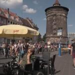 5 Berufsschüler gegen Abschiebung, Nürnberg, 2. Juni 2017 (2)