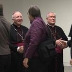 5 Neujahrsempfang mit Angela Merkel, Bistum Würzburg, 23.01.17