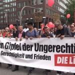 53. Großdemonstration gegen G20, 08.07.17