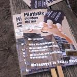 6 100 Jahre Revolution, AGIT PROP gegen Mietenexplosion, Frankfurt a.M., 12.03. 17