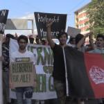 6 Berufsschüler gegen Abschiebung, Nürnberg, 2. Juni 2017 (2)
