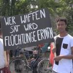 9 Berufsschüler gegen Abschiebung, Nürnberg, 2. Juni 2017